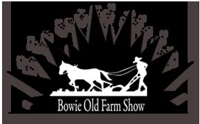 Bowie Old Farm Show